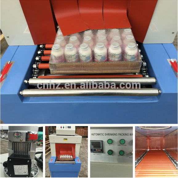 St6030 High Quality Pet Bottle Shrink Machine
