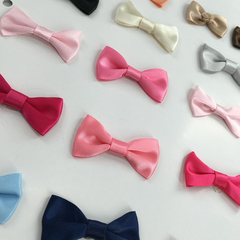 Garment Accessory Ribbon Bow for Underwear