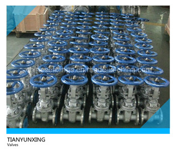 ANSI Stainless Steel CF8 Fexible/Wedge Gate Valves