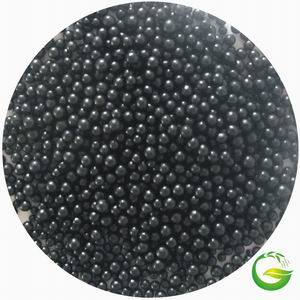 Black Flowing Balls Amino Acid Humic Acid Plus NPK