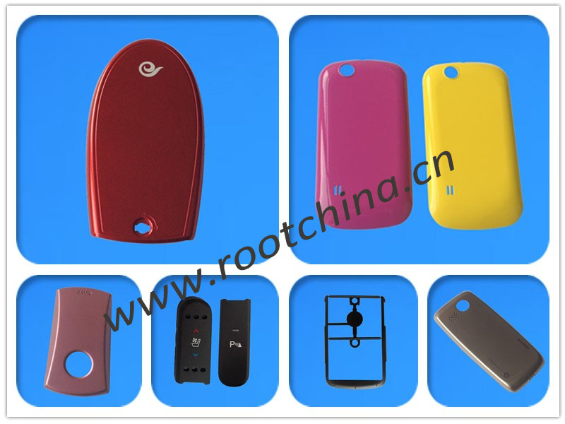 Cellphone Cover Parts with Painting