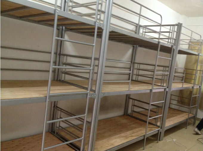three tier bunk bed strong metal bunk bed cheap 3 tier bunk bed quality assured