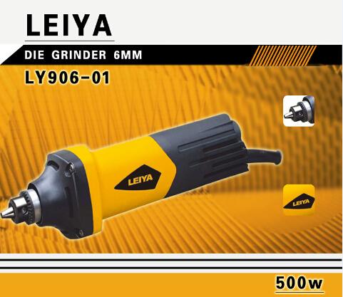 6mm 500W Electric Tools Die Grinder (LY906-01)