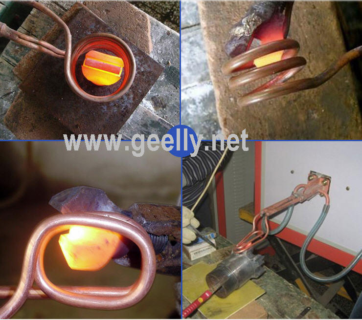 Induction Heating Equipment/Induction Heating/Induction Brazing Welding Melting Machine