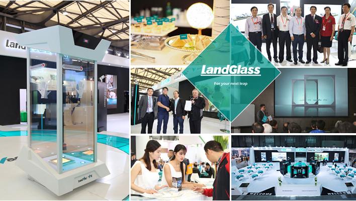 Landvac New Design Low U-Value Tempered Vacuum Insulated Glass for Solar Energy House