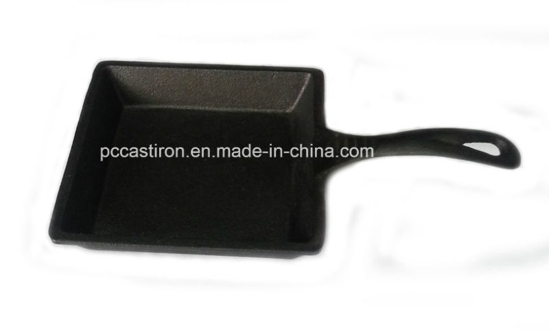 Preseasoned Cat Iron Mini Cookware