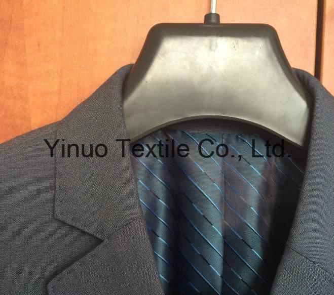 100% Polyester Men's Suit Jacket Casusl Wear Satin Lining