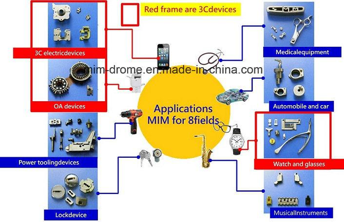 Import Mobile Phone Accessories for MIM Camera Deco