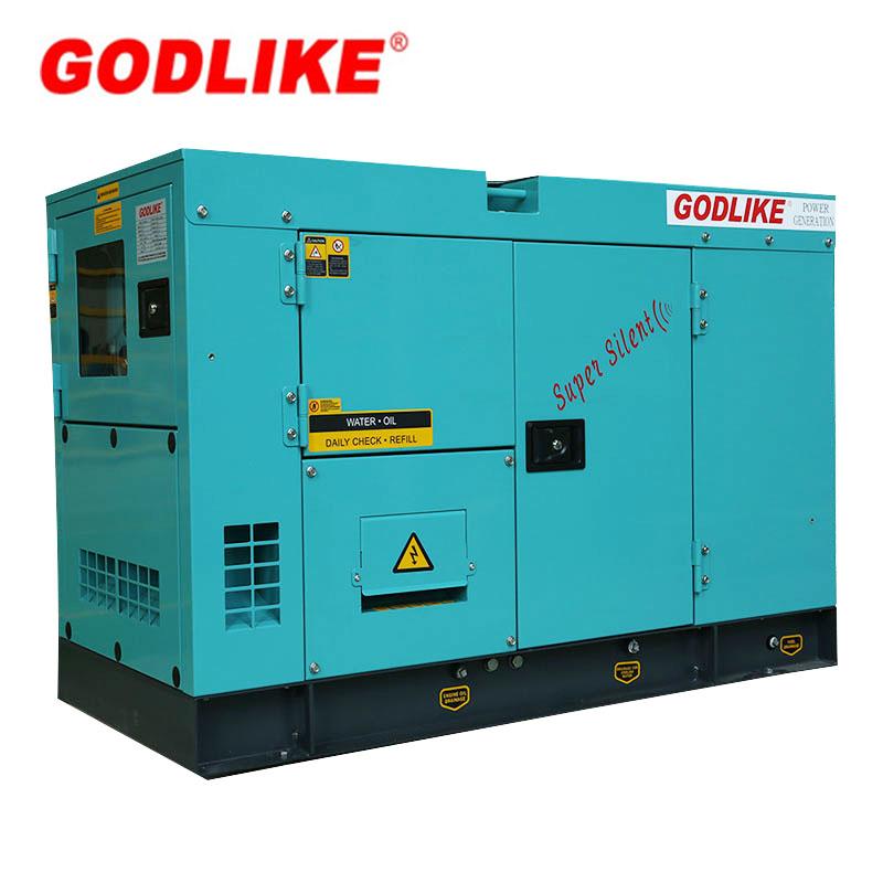 10kVA Factory Price Yangdong Super Silent Diesel Generator Set