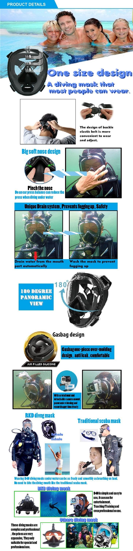 high quality diving stuff