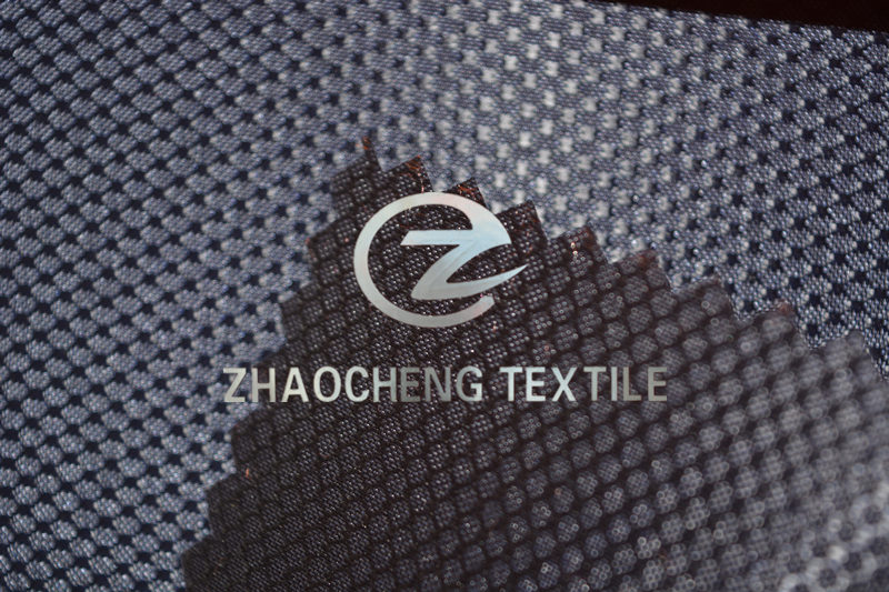 200d*300d Cross Jacquard Oxford with PU Coated for Bags