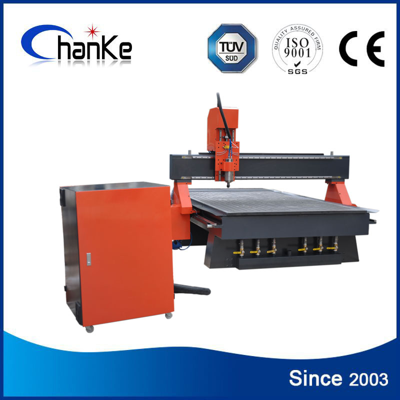 Ck13250 Main Door Wood Carving Design Working Machine