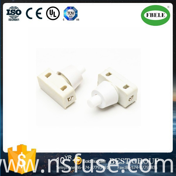 Pbs-17A Push Button Micro Switch Momentary LED Push Button Switch 10mm Push Button Switch (FBELE)