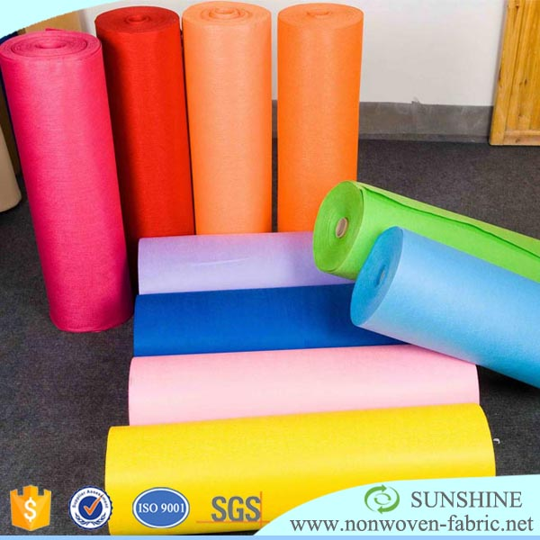 Made in China Polypropylene Non Woven Fabric in Roll