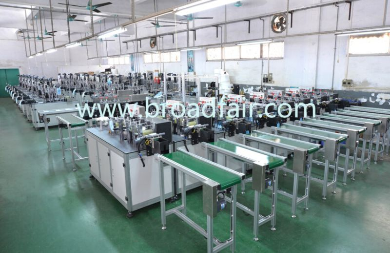 Full Automation Face Mask Making Machine Bf-10132