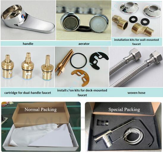 Brass Body Single Lever Bath-Shower Faucet 70043