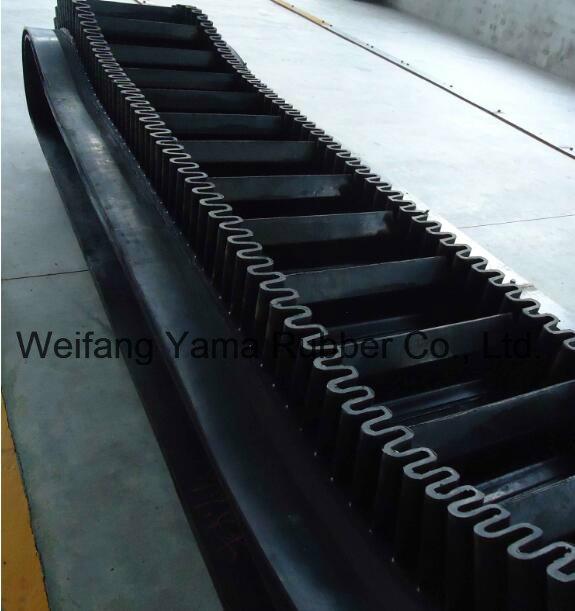 Professional Sidewall Rubber Conveyor Belt/ Transmission Rubber Conveyor Belt