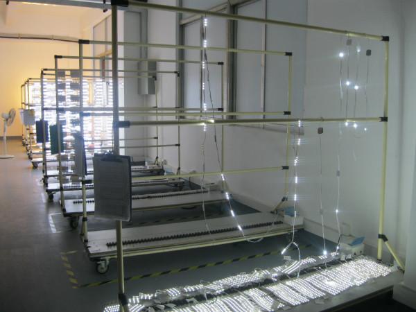 5m 5050 RGBW LED Strip 60LEDs/M RGB with 44 Keys IR Remote Controller