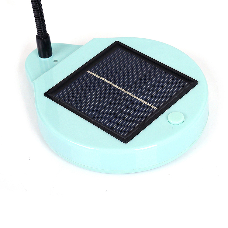 Solar LED Reading Light with Removable Battery (SDL-3025)