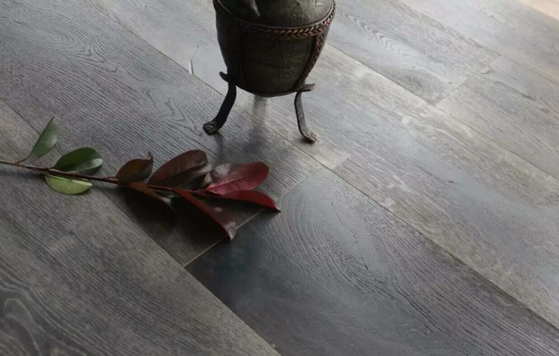 Colorful Oak Engineered Wood Flooring