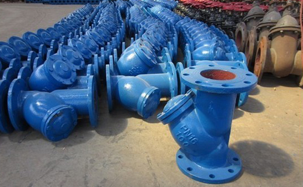 Tianjin Best Cast Iron Y Strainer Manufacturer