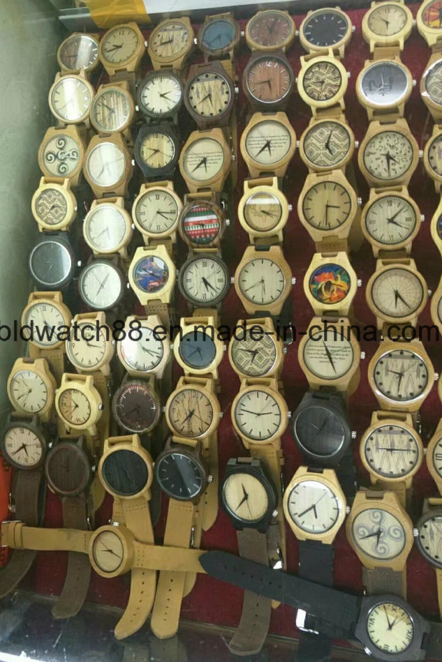 2017 Girls New Fashion Small Wrist Wooden Watch All Wood Watch