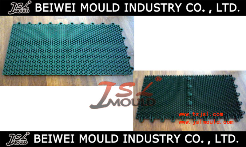 Plastic Injection Sport Floor Mould