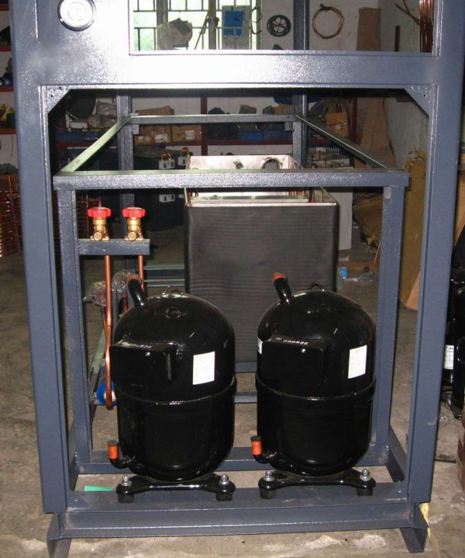 Water Cooled Water Chiller with American Copeland Compressor