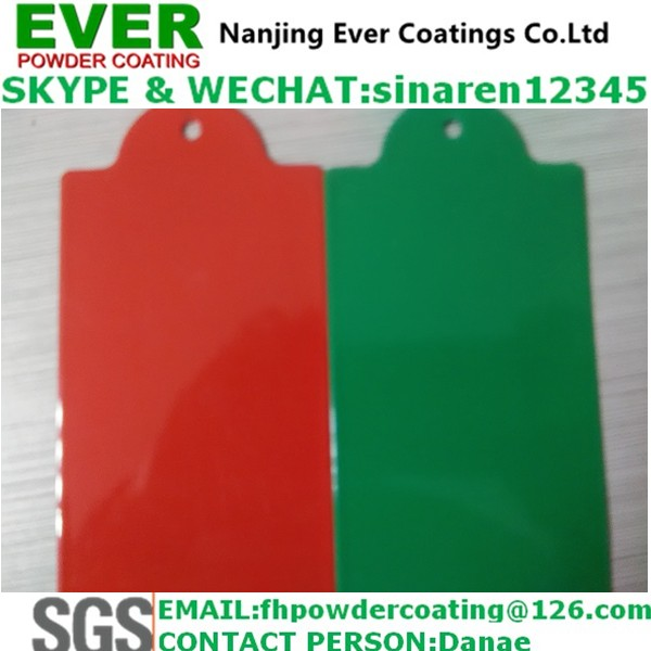 Electrostatic Spray Texture Finish Powder Coating