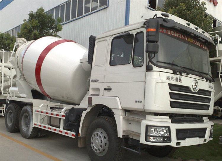 9 Cbm Shacman F3000 6X4 Concrete Mixer Truck for Sale
