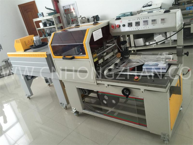 Bsl560A Automatic L-Bar Sealing and Shrinking Machine