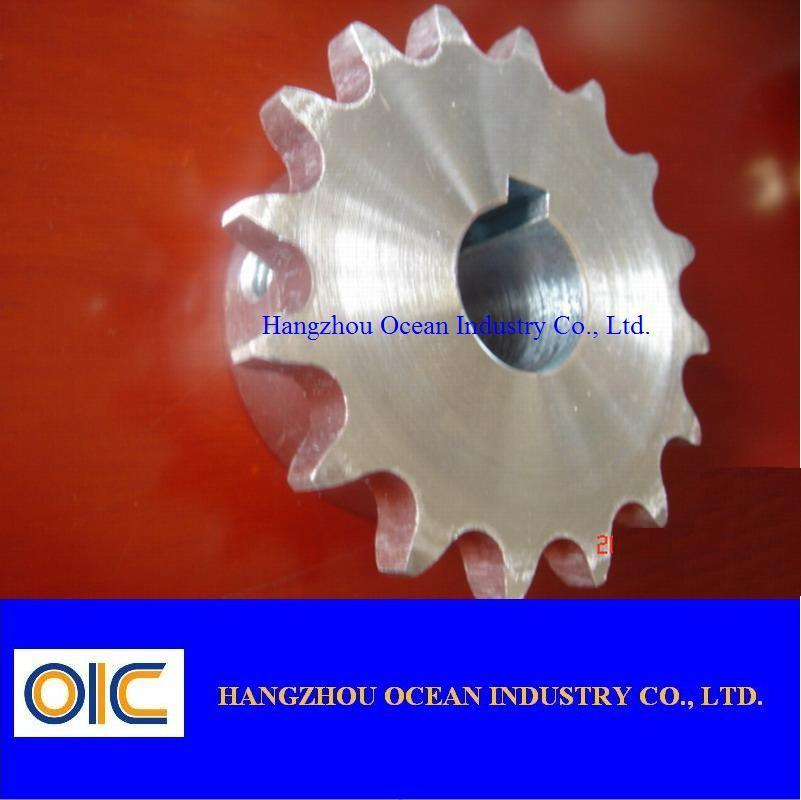Double Pitch Drive Sprocket Wheel