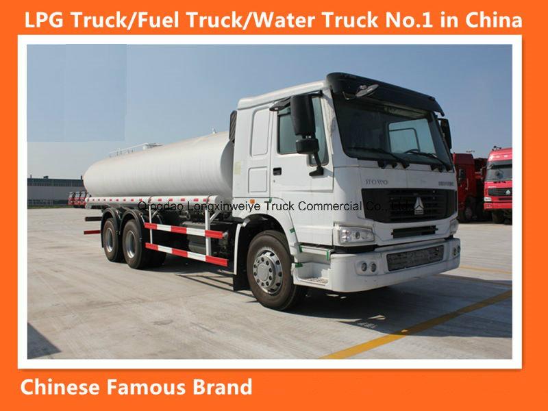 Sinotruk HOWO Heavy Duty 336HP 8X4 Fuel Tank Truck