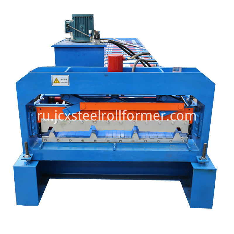 Южная Африка Ibr Roof Sheet Machine
