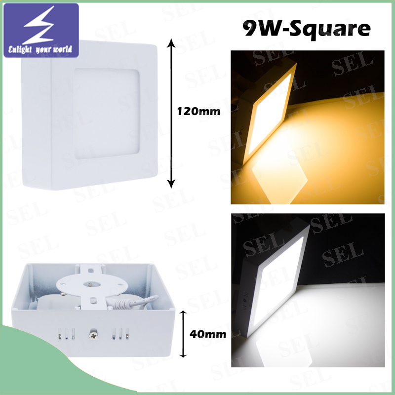 36W Frame LED Panel Downlight with Ce RoHS