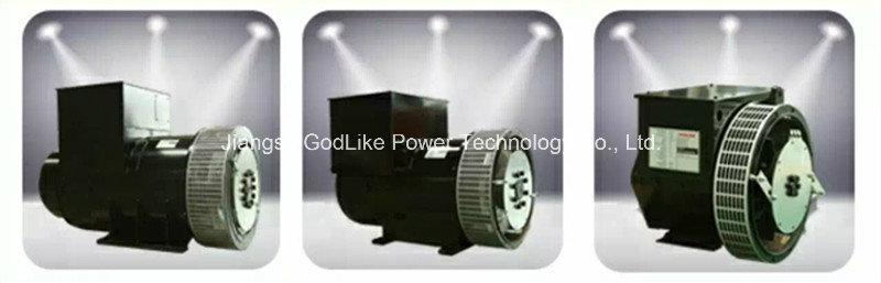 Ce, ISO Approved Good Price 48kw/60kVA China Alternator (JDG224E)