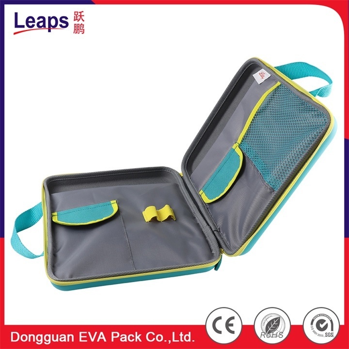 Fashion Portable PU Canvas Computer Laptop Bag