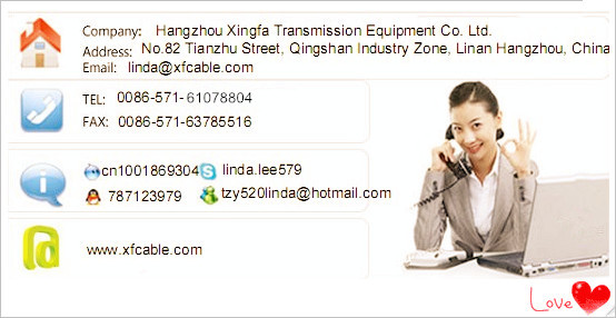 Hangzhou Linan Cable and Wire 75 Ohm Coaxial Cable RG6