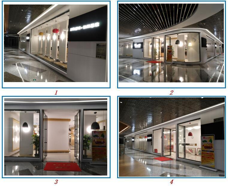Simple Round Decorative Hotel LED Ceiling Light (C-3503-260)