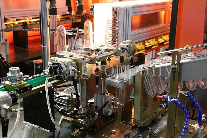 China Manufacture Pet Bottle Blowing Machine Price