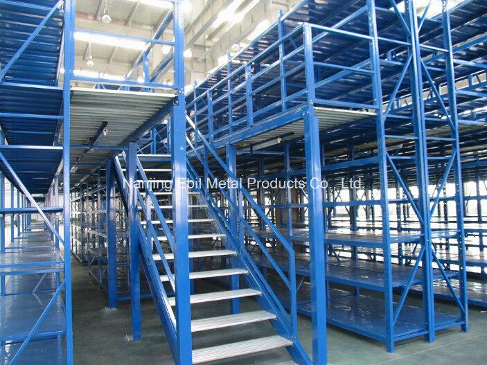 Heavy Duty Steel & High Storage Multi-Layers Racking