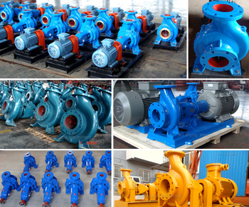 Farm Agriculture Irrigation Water Pump Stainless Steel Centrifugal Water Pump for Pumping Clear Water