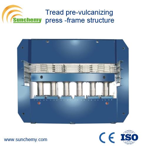 Top Qualified Rubber Frame Structure Tread Press