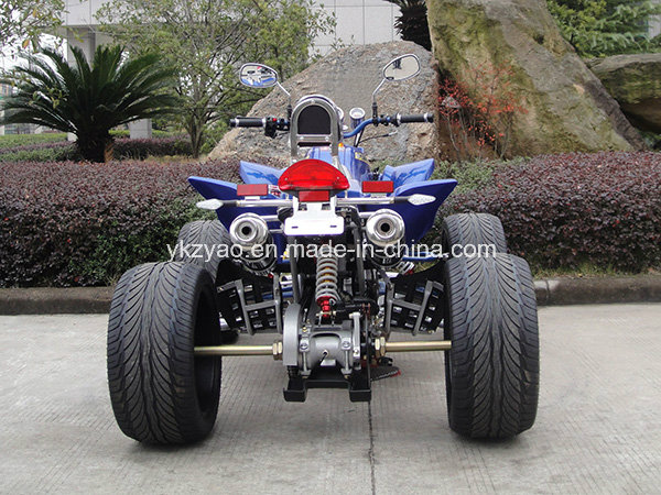 12inch Alloy Wheel Quad with EEC Approved 250cc Water Cooled Engine ATV Reverse Gear