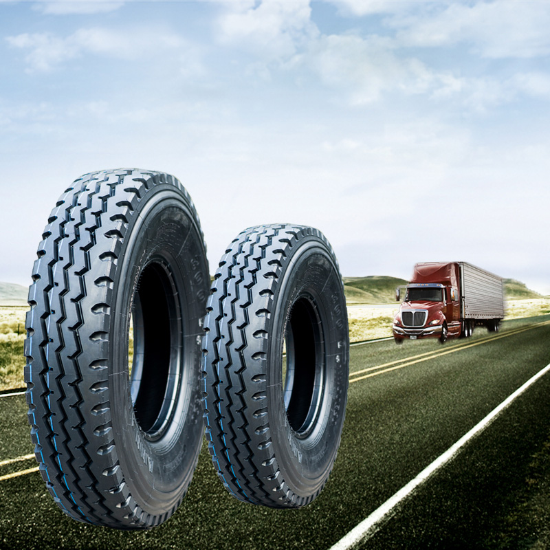 All Steel Heavy Duty New Radial TBR Truck Tire