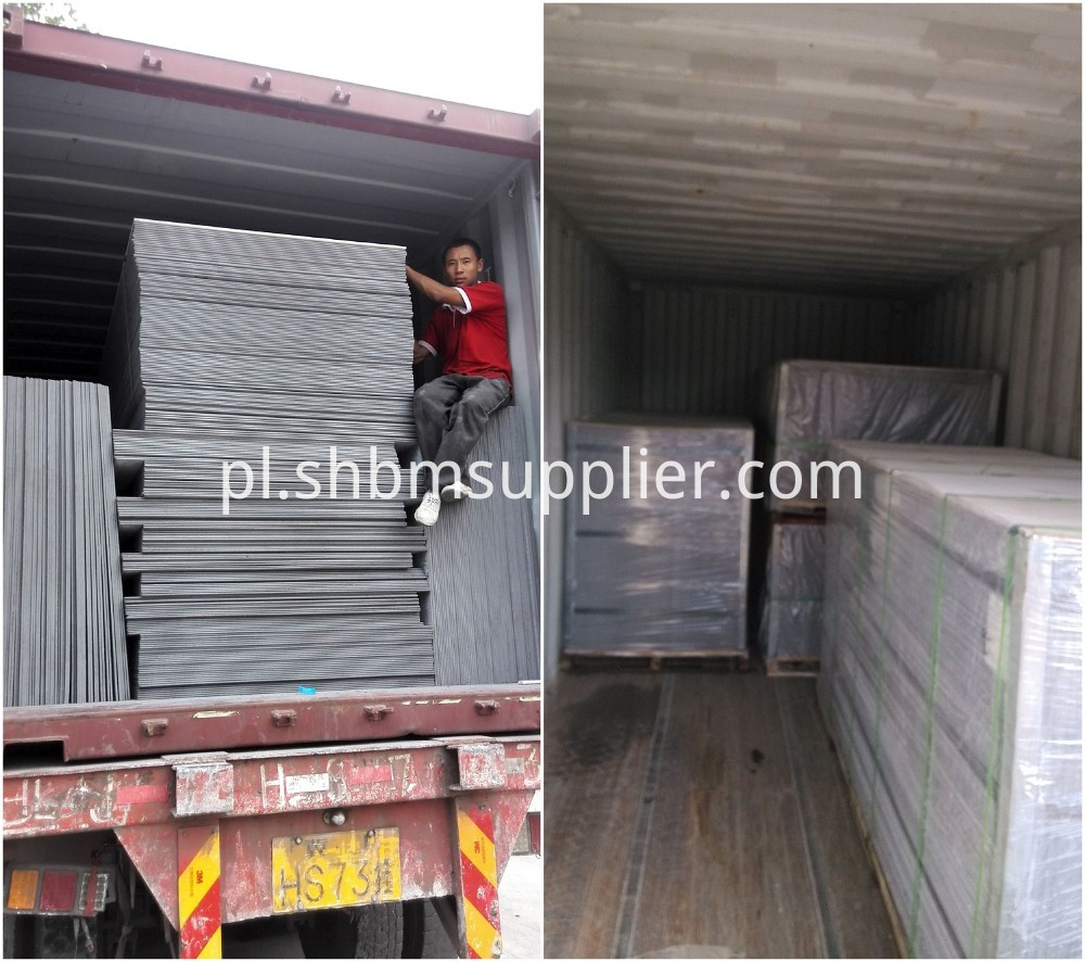 Exterior Cladding Panel Fiber Cement Board