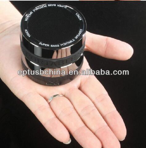 Wireless Waterproof Portable Bluetooth Speaker