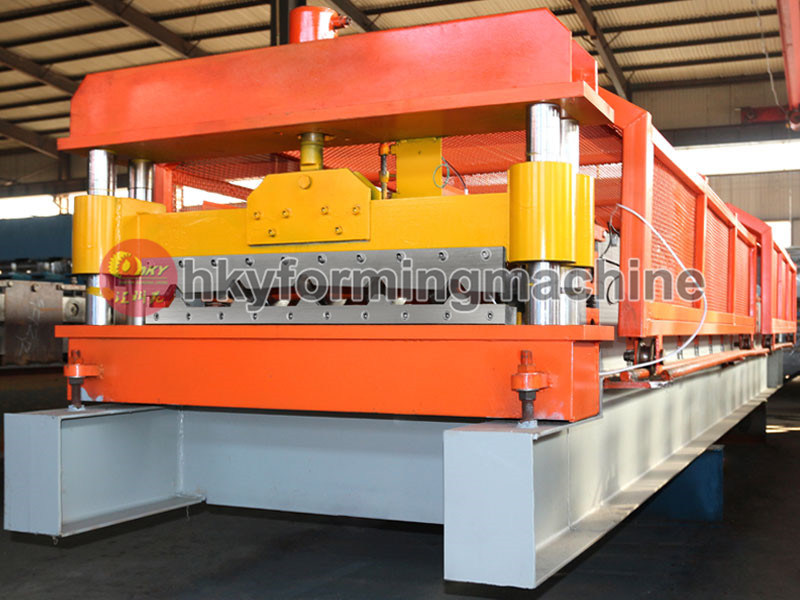 Corrugated Roll Forming Machine Chinese Manufacturer Roof Sheet Making Machine