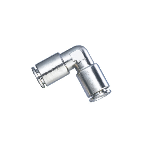 Pneumatic Metal Tube Fitting with Nickel Plated (JPC 8-01)