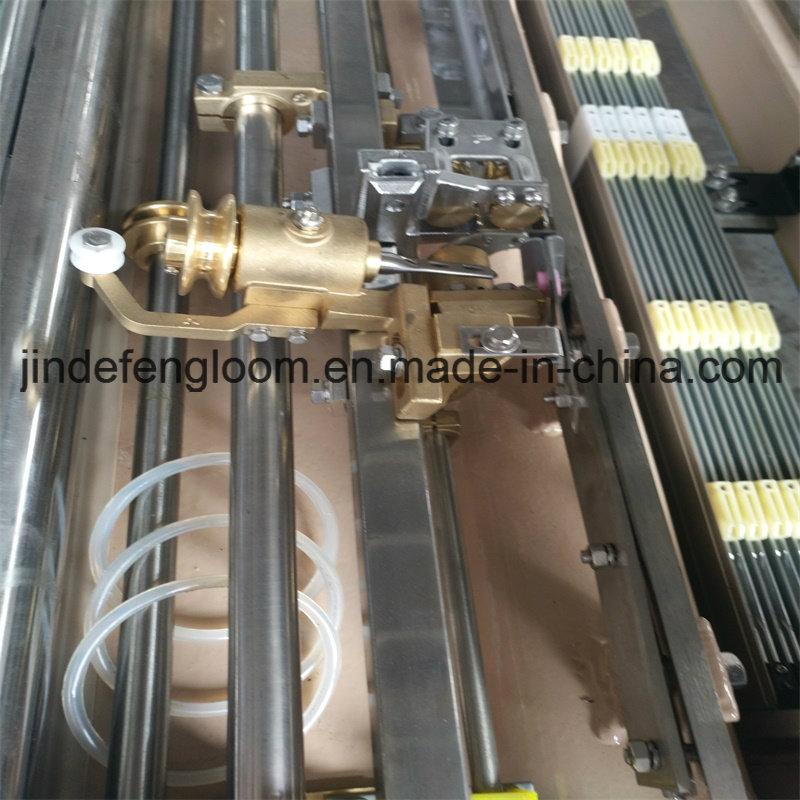 Mechanical Weft Feeder Water Jet Weaving Machine with Dobby Shedding